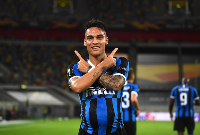 I had a discussion with Messi about joining Barcelona - Lautaro Martinez