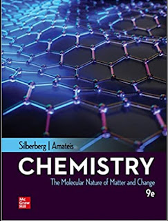 Chemistry The Molecular Nature of Matter and Change 9th Edition – 2021