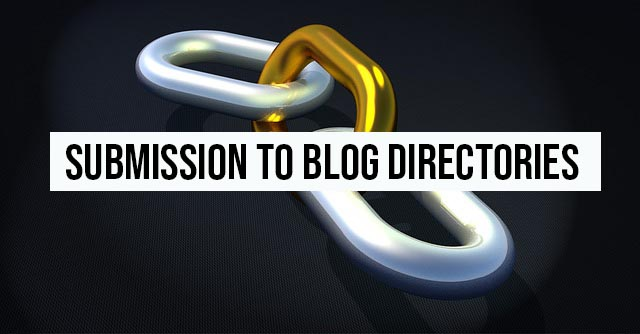 Submission-to-Blog-Directories