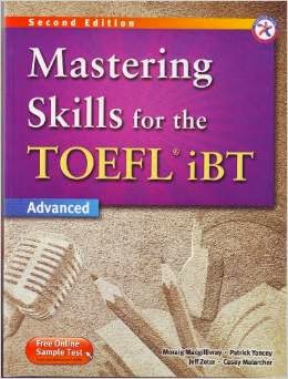Building/Developing/Mastering Skills For The TOEFL iBT 2nd Edition