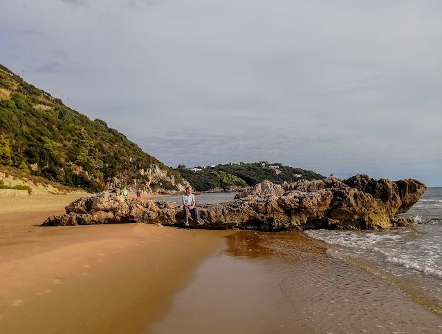 L'ultima Spiaggia Gaeta Selvaggia