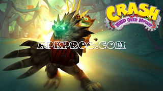 Download Game Crash Mind Over Mutant PPSSPP ISO Ukuran Kecil
