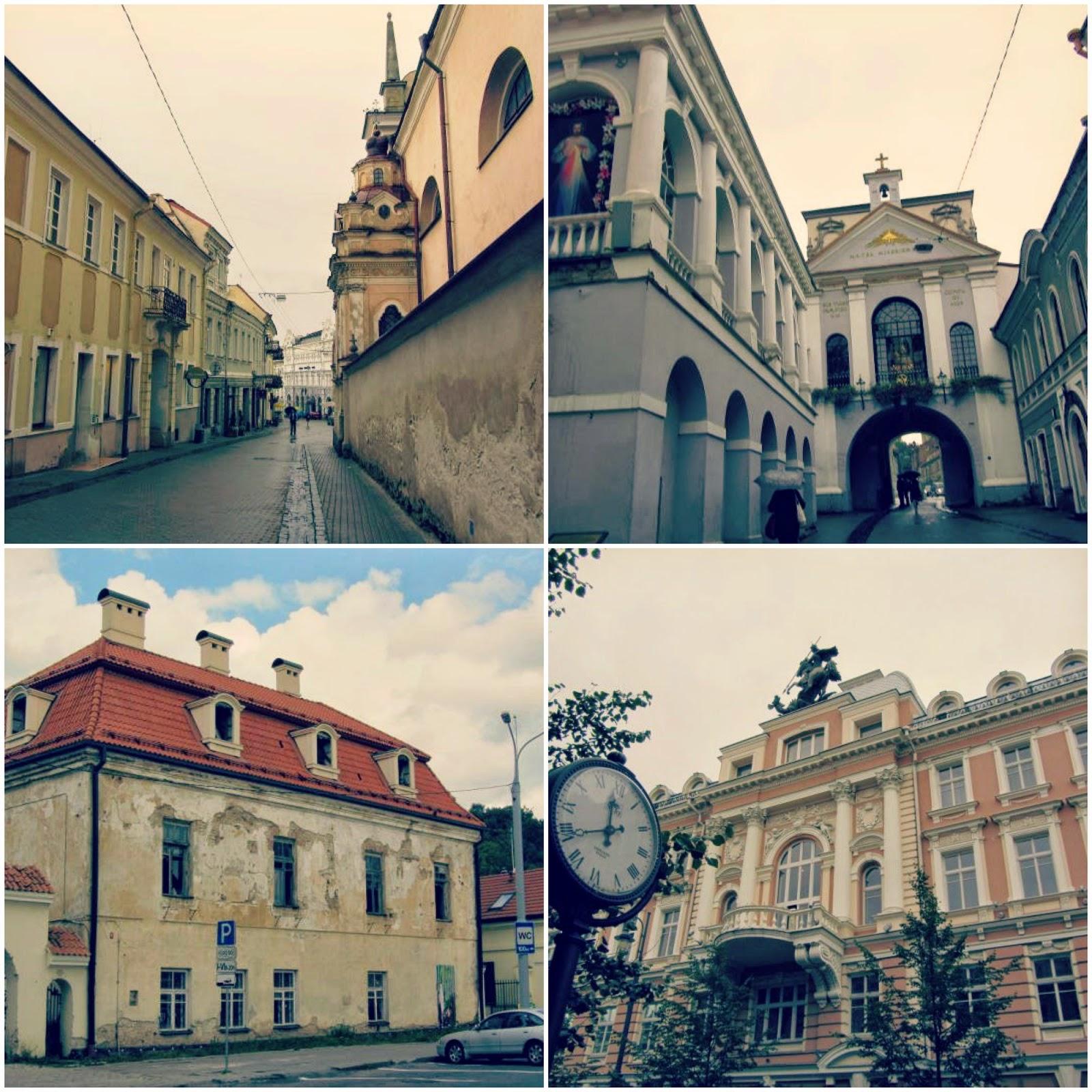 Paseo por Vilnius