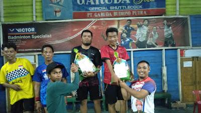 Tim pemenangan FACHRORI-SYAFRIL apresiasi PB. bahari Kuala tungkal