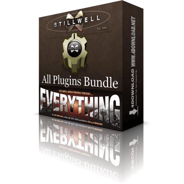 Download Stillwell Audio - All Plugins Bundle v3.0.3 Full version