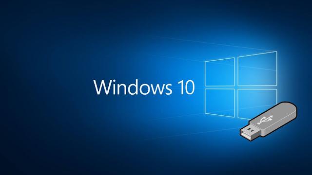Cara Bootable Windows 10 Menggunakan Rufus