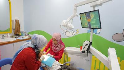 klinik gigi medikids bekasi