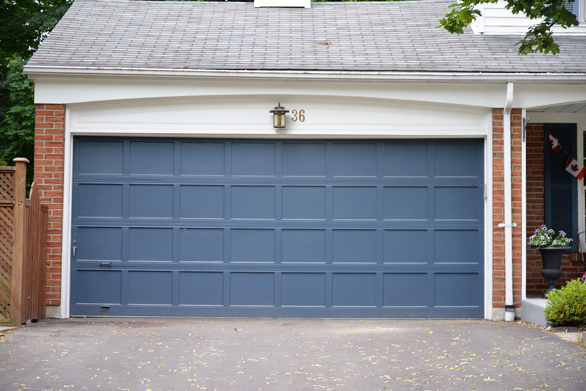 plano garage wood installation new doors door direct