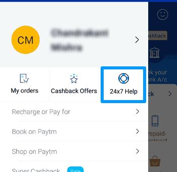 paytm customer care no