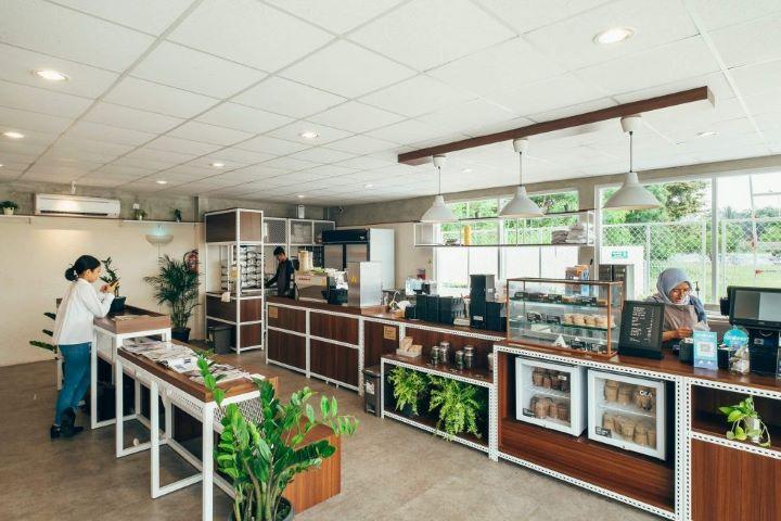 Toko Kopi Tuku BP Bintaro, rekomendasi tempat kopi di Bintaro Sektor 9. Foto: Manual.