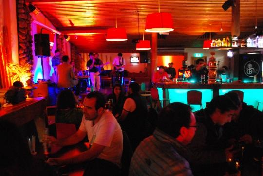Bar Black Forest em Pucón