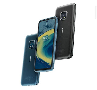 Nokia XR20 full specifications