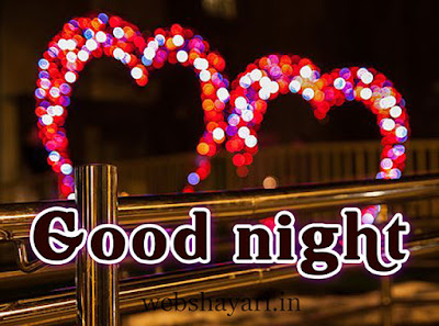 heart good night hearts image hd