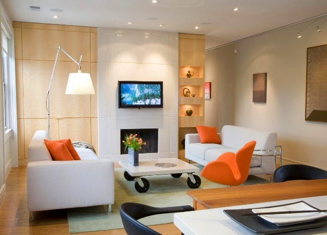 Small Living Room Lighting Design Ideas