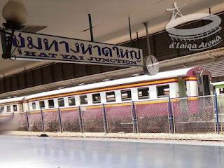 Stasiun Hat Yai Junction