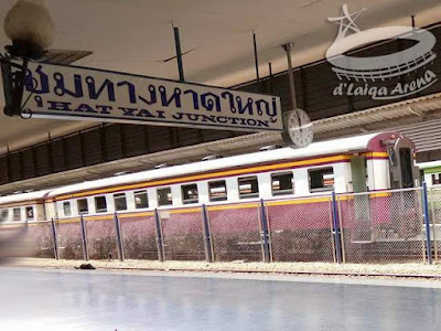 Stasiun Hat Yai Junction