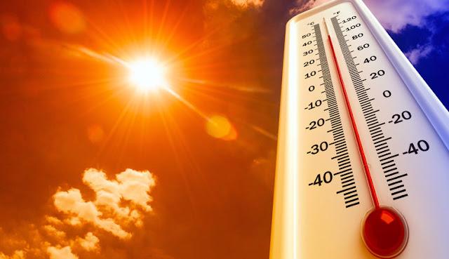 Ψήθηκε στη ζέστη η Αργολίδα: Δείτε πόσο έφτασε η θερμοκρασία σε Άργος, Κρανίδι και Δίδυμα