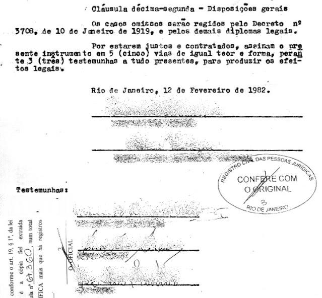 Contrato Social 1982