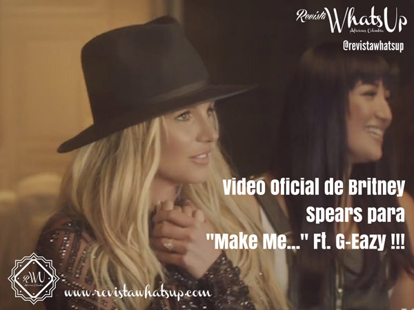 Video-Oficial-Britney-Spears-Make-Me-G-Eazy