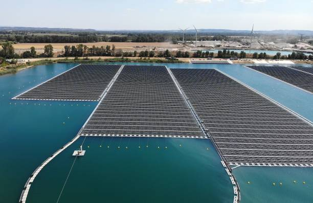 The largest floating solar park in Europe is connected to the grid in the Netherlands
