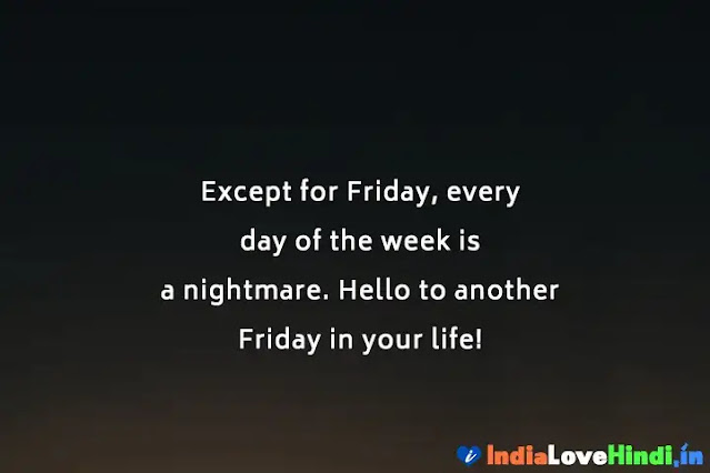 good morning sms for friday