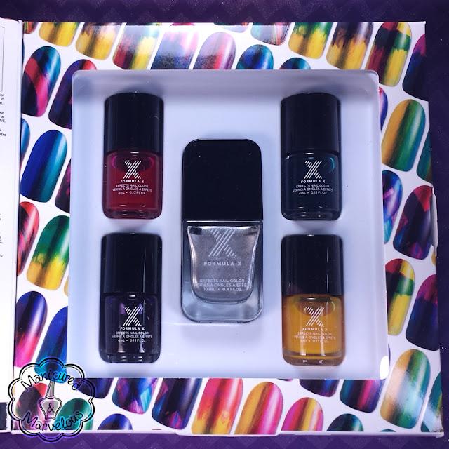 Sephora Formula X Infinite Ombre Kit