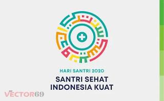 Hari Santri Nasional 2020 Logo - Download Vector File CDR (CorelDraw)