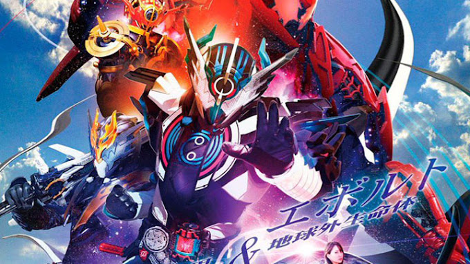 Kamen Rider Build New World: Kamen Rider Cross-Z Subtitle Indonesia