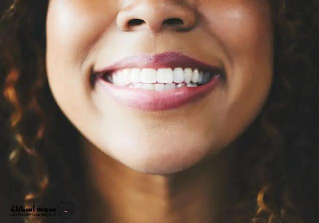 أسنان صحية هذه الأطعمة يمكن أن تقوي أسنانك.