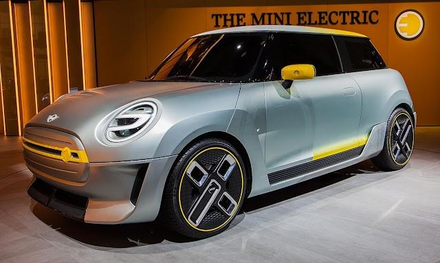 MINI Electric 2019-2020
