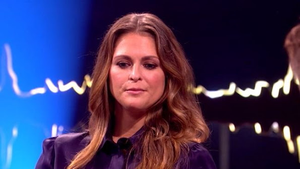 Princess Madeleine, Chris O'Neill, Adele and Jamie Oliver wishes Merry Christmas in swedish.