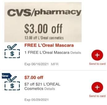 l'oreal cvs crt store coupons