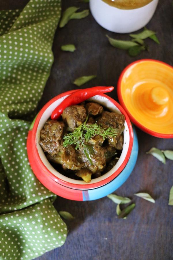 Liver Fry Recipe | Karala Ullarthiyathu