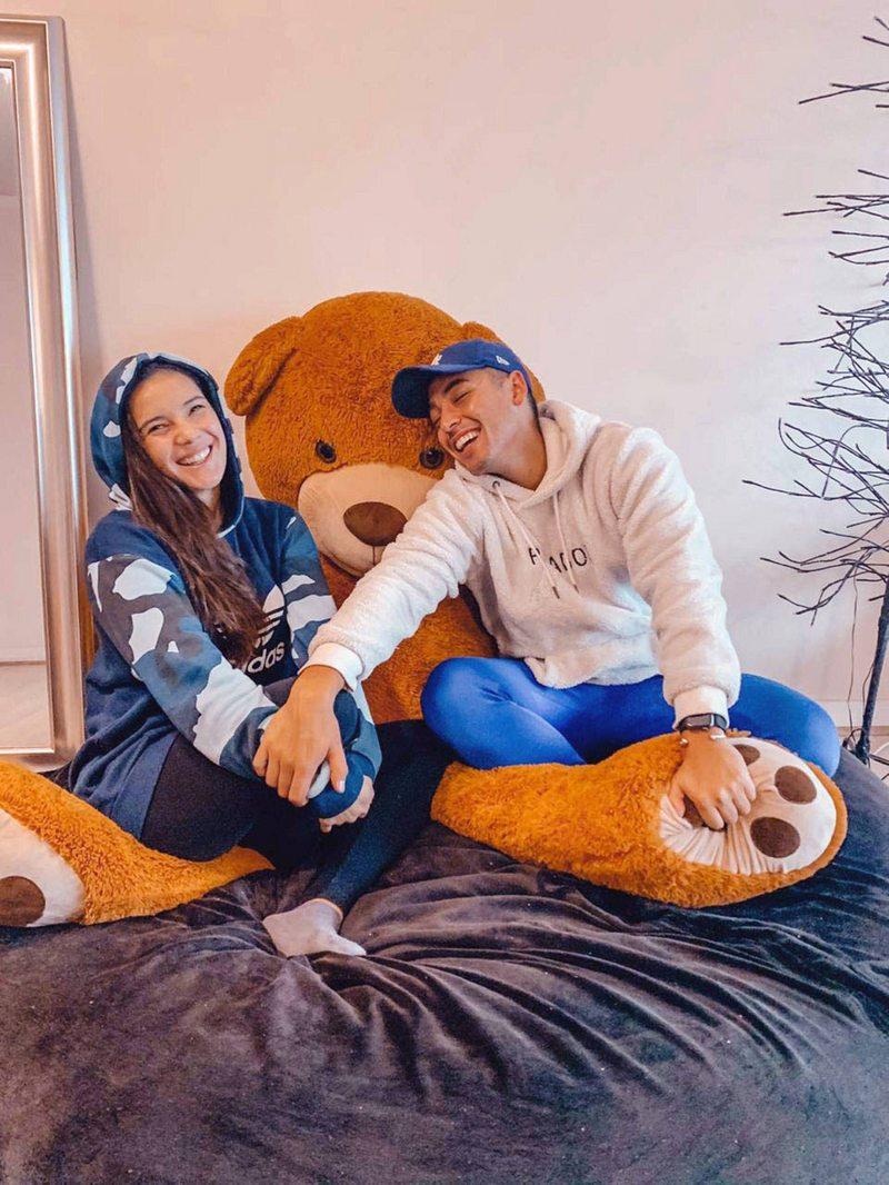 Chantal Gayoso y Juanfra Matamala revelan por qué se fueron a vivir juntos