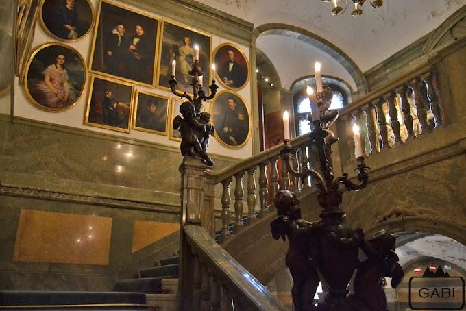Hallwylska, czyli jak mieszkała szwedzka arystokracja?