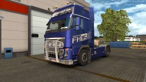 FH16 Metallic skins for Volvo 2009