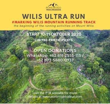Wilis Mountain Run