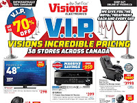 Visions electronics flyer valid May 13 - 19, 2021