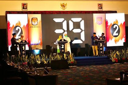Gagasan Selly Manan ( SALAM ) Paling Kongkrit dalam debat Kandidat Pilkada Kota Mataram