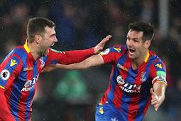 Cuplikan Gol Crystal Palace vs Watford 2-1