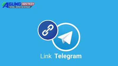 Cara Membuat Link Telegram Sendiri Menuju Chat Langsung