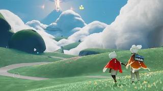 sky: children of the light gameplay
