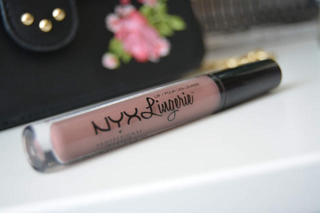 NYX Lip Lingerie 14 Confident