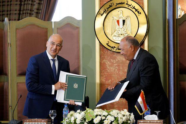 Συμφωνία Ελλάδας-Αιγύπτου: Κίνηση ματ ή λάθος