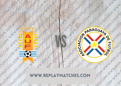 Uruguay vs Paraguay -Highlights 29 June 2021