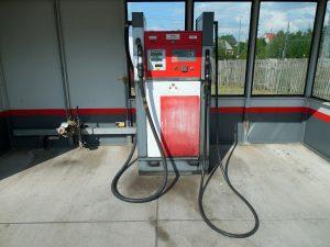 Malfunctioning Diesel Fuel Pump