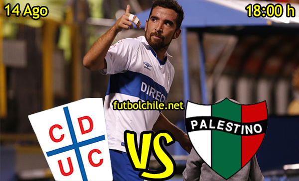 Universidad Católica vs Palestino,