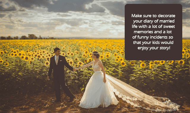 married life wishes for friend
