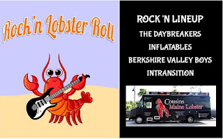 Enjoy lobster and local music this Sunday at THE BLACK BOX
