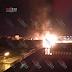 """Balaceras y quema de negocios en """"La Chona"""", Jalisco"""